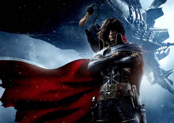 宇宙海賊哈洛克 SPACE PIRATE CAPTAIN HARLOCK 劇照1