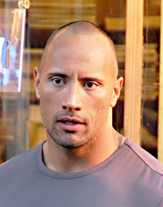 巨石強森 Dwayne Johnson